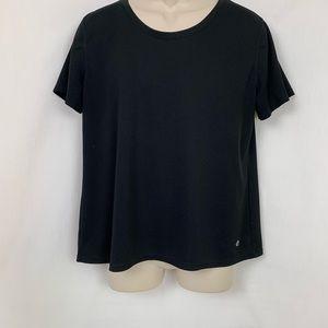 Reel Legends T-shirt XL X-large Black Logo Plain